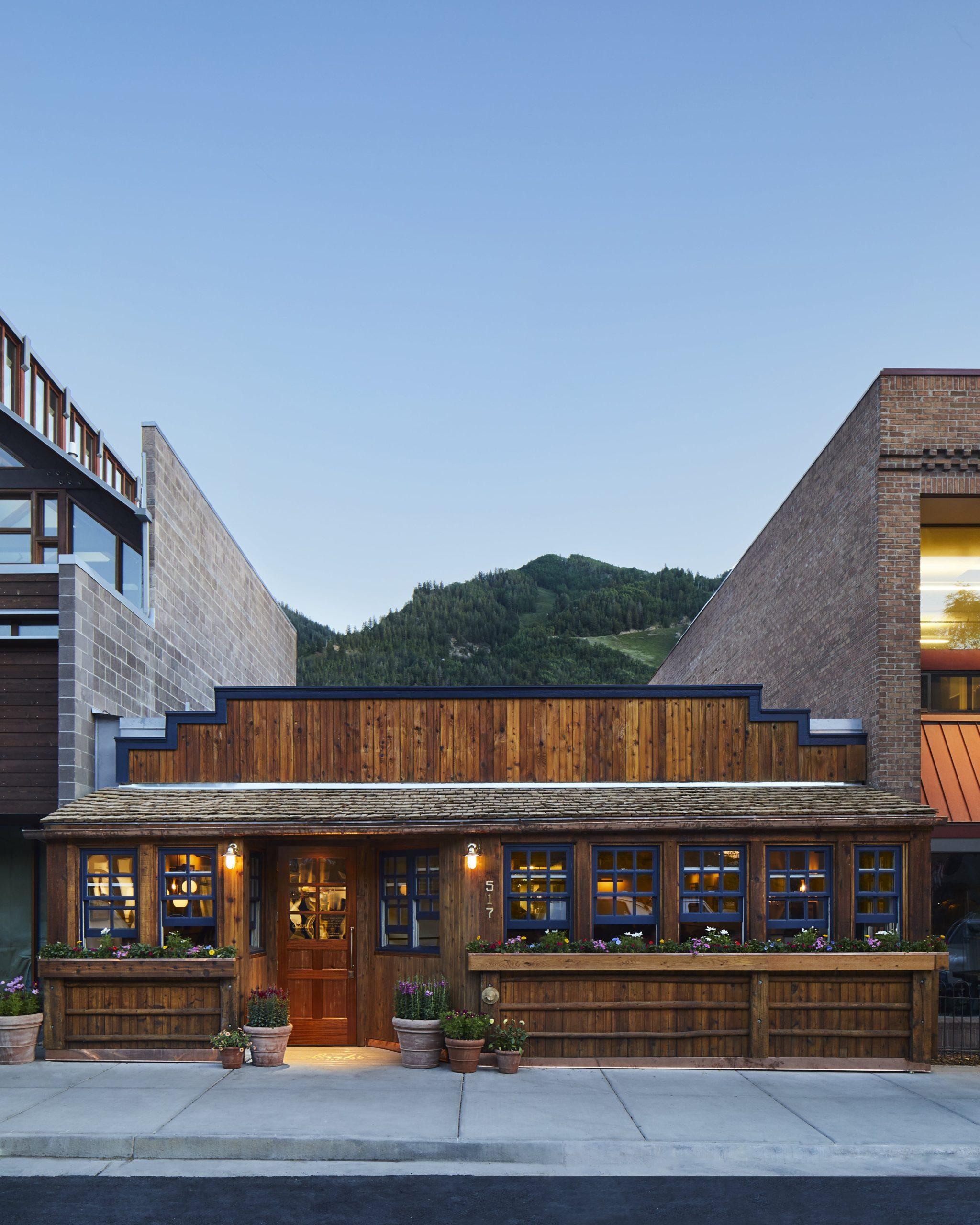restaurant in aspen