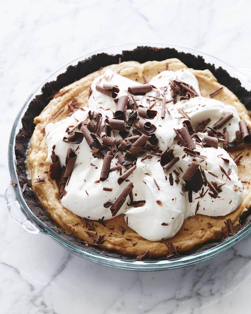 peanut butter thanksgiving pie
