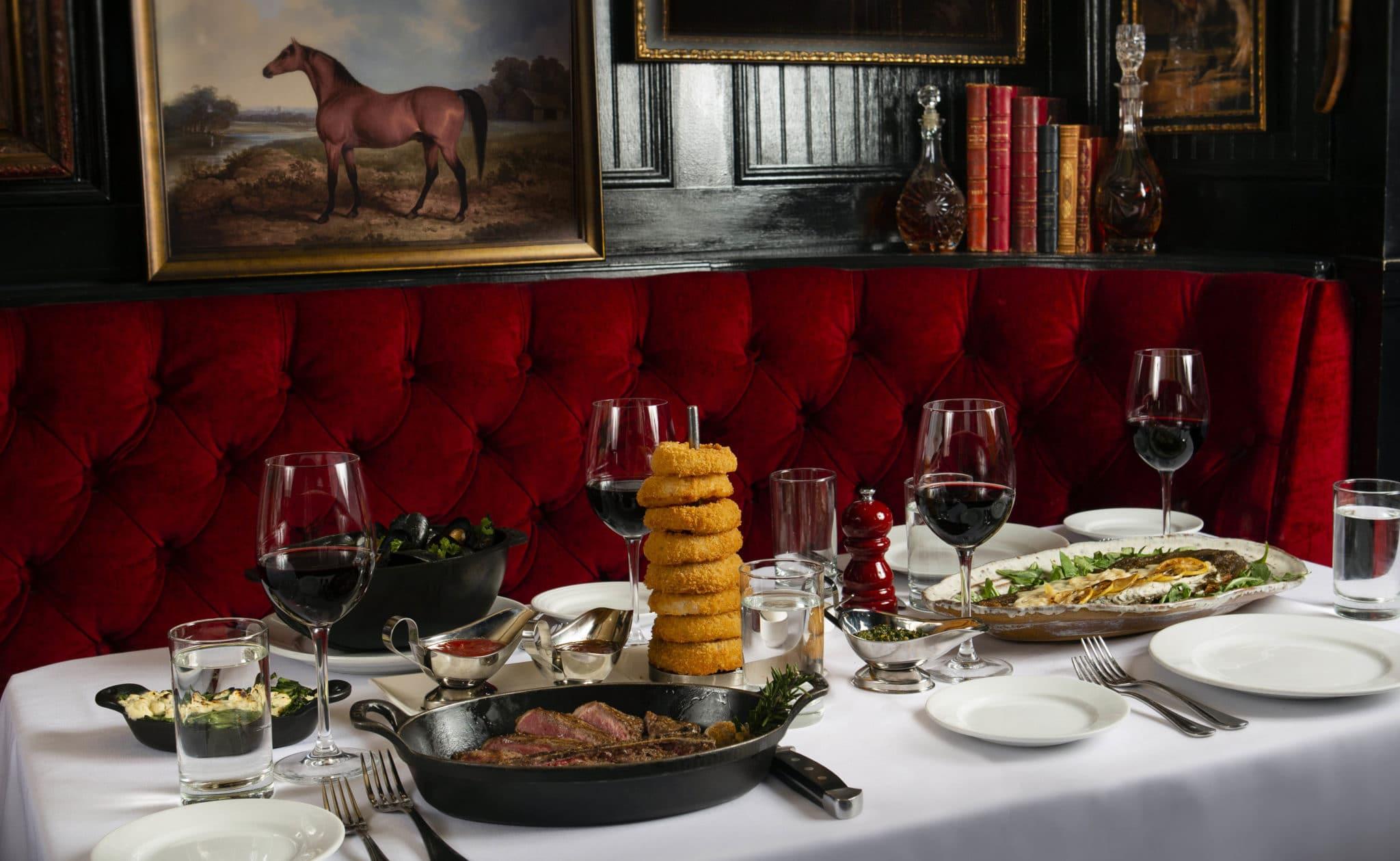 one of the best restaurants in aspen - steakhouse no 316