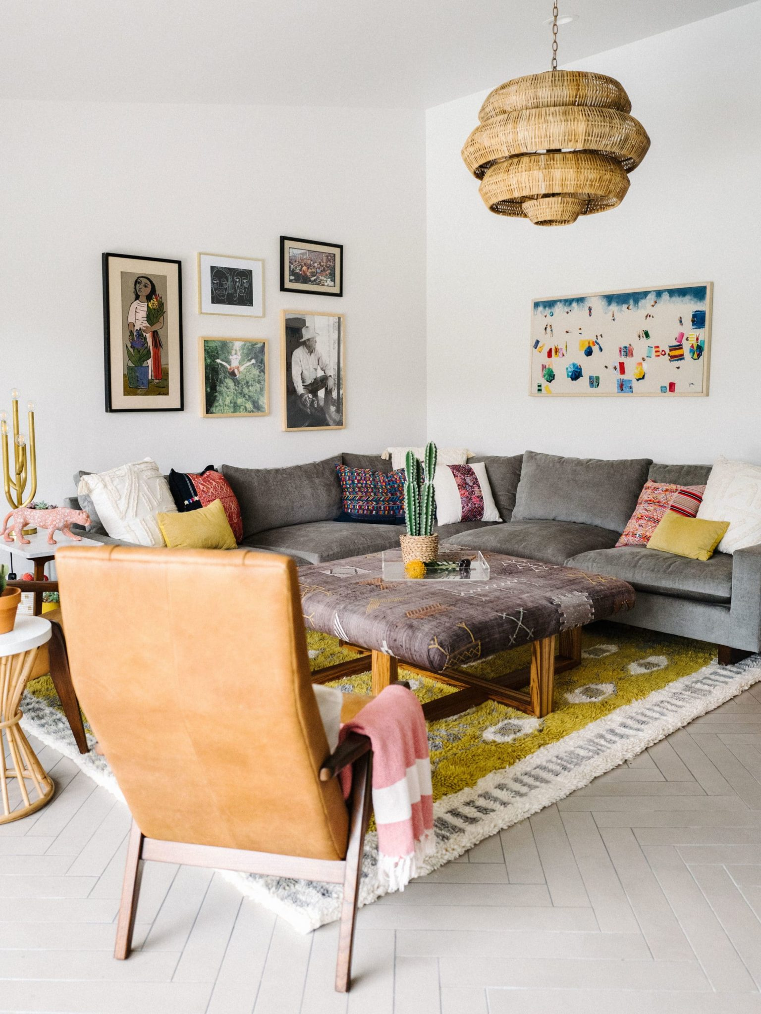 Home Interior Design Ideas How To Create A Cohesive Look The Effortless Chic