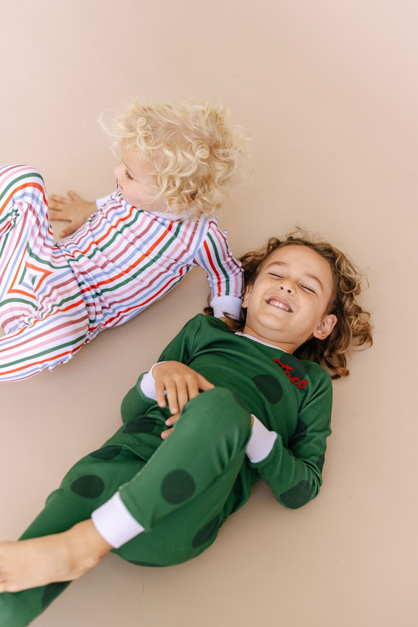 The Softest Christmas PJs for Kids!